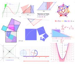 Animations Maths (Lumni France 4)