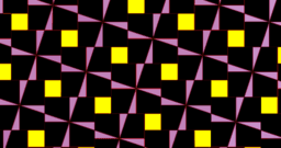 Pythagorean Theorem by Tessellation #35 Tiling