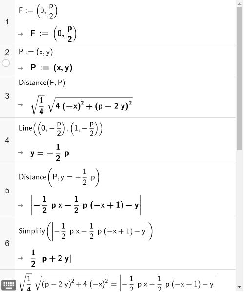 Speciális parabola egyenlete Press Enter to start activity