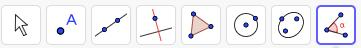 If you want to measure an angle, use the angle measure tool.