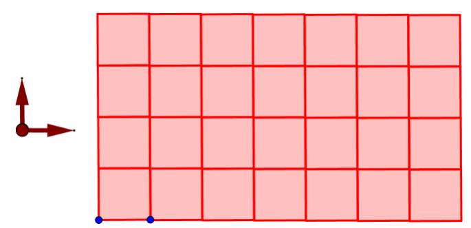 Square  4.4.4.4   Tiling