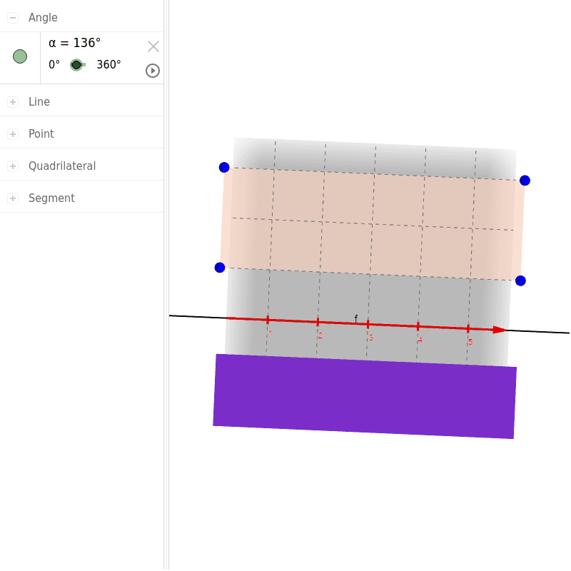Revolving the Rectangle around the x-axis Press Enter to start activity