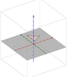 Rotation Rotation af en trekant