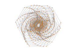Rotated and Dilated Dodecahedrons 2