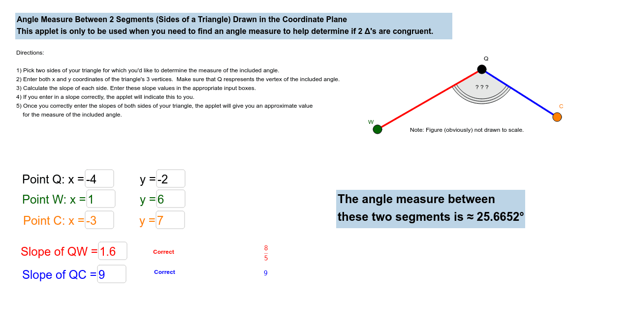 The Sides Of Which Diagram Are Correctly Labeled With Respect To Angle A