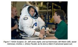 Lost in Space: Bone Density