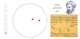 چرخ دنده خواجه نصیرالدین طوسی