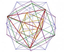 Los poliedros regulares