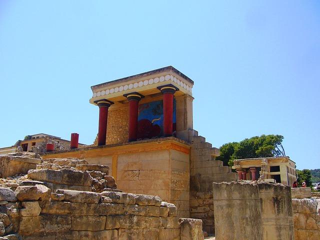 Knosso - Creta