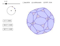 切割正十二面體