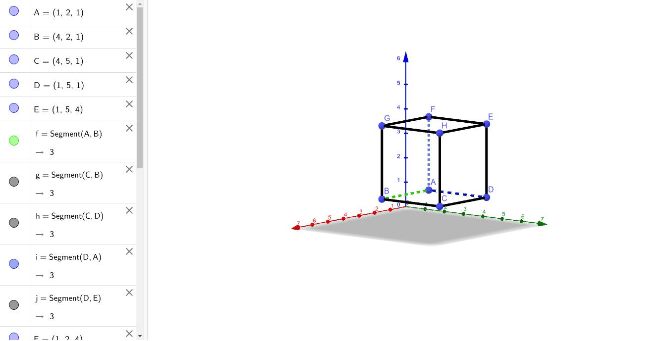 Cubo Presiona Intro para comenzar la actividad