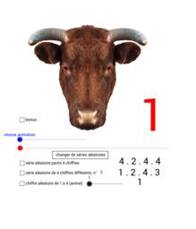 4 vaches ou 1