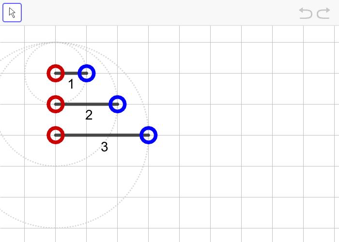 문제1. 세 변의 길이가 1, 2, 3인 삼각형(SSS) 활동을 시작하려면 엔터키를 누르세요.