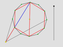 Dodecagon Puzzle