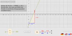 Lineare Funktionen A