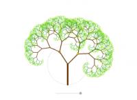 碎形 - 樹枝 (benice)