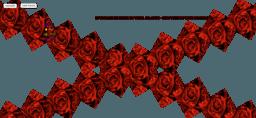 traccia di una rosa -