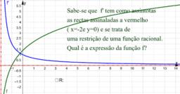 Derivada da função logarítmica