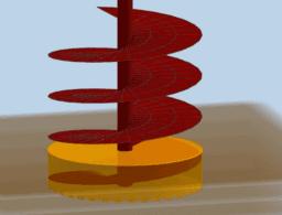 Helicoide - Tuneladora