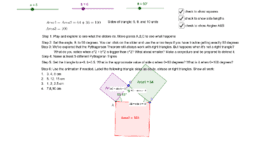 Pythagorean Triples and Inequalities