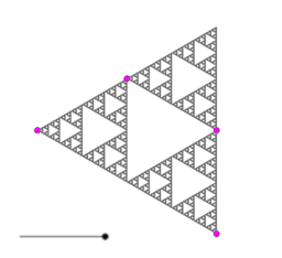 Sierpinski Isosceles Right Triangles Curve