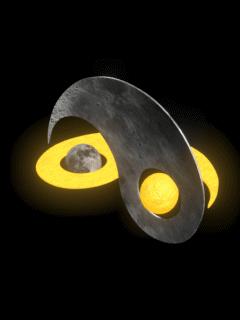 Yin Yang Sun Moon Geogebra