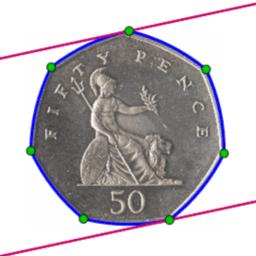 Reuleaux veelhoeken als muntstukken