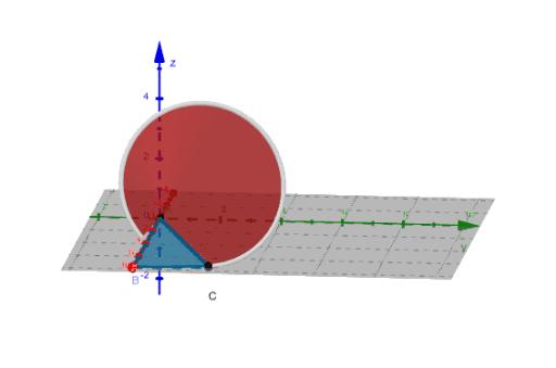 圆锥的侧面展开图3D动画 – GeoGebra