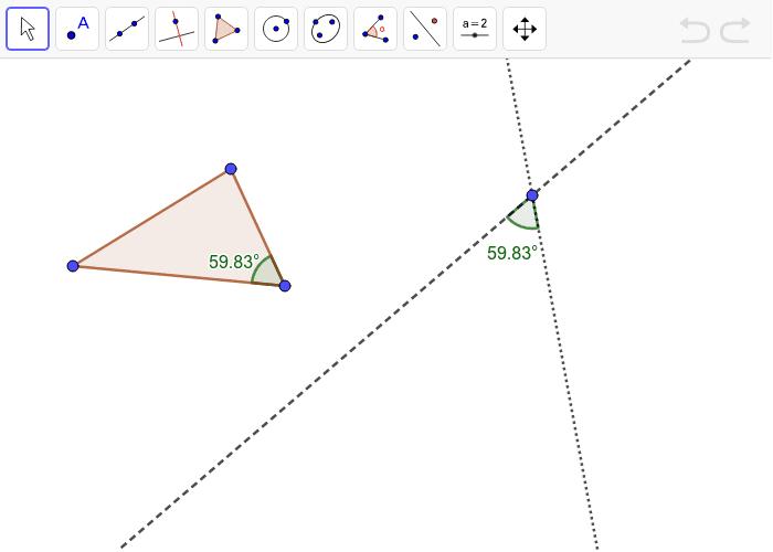 ¡Hagamos geometría!