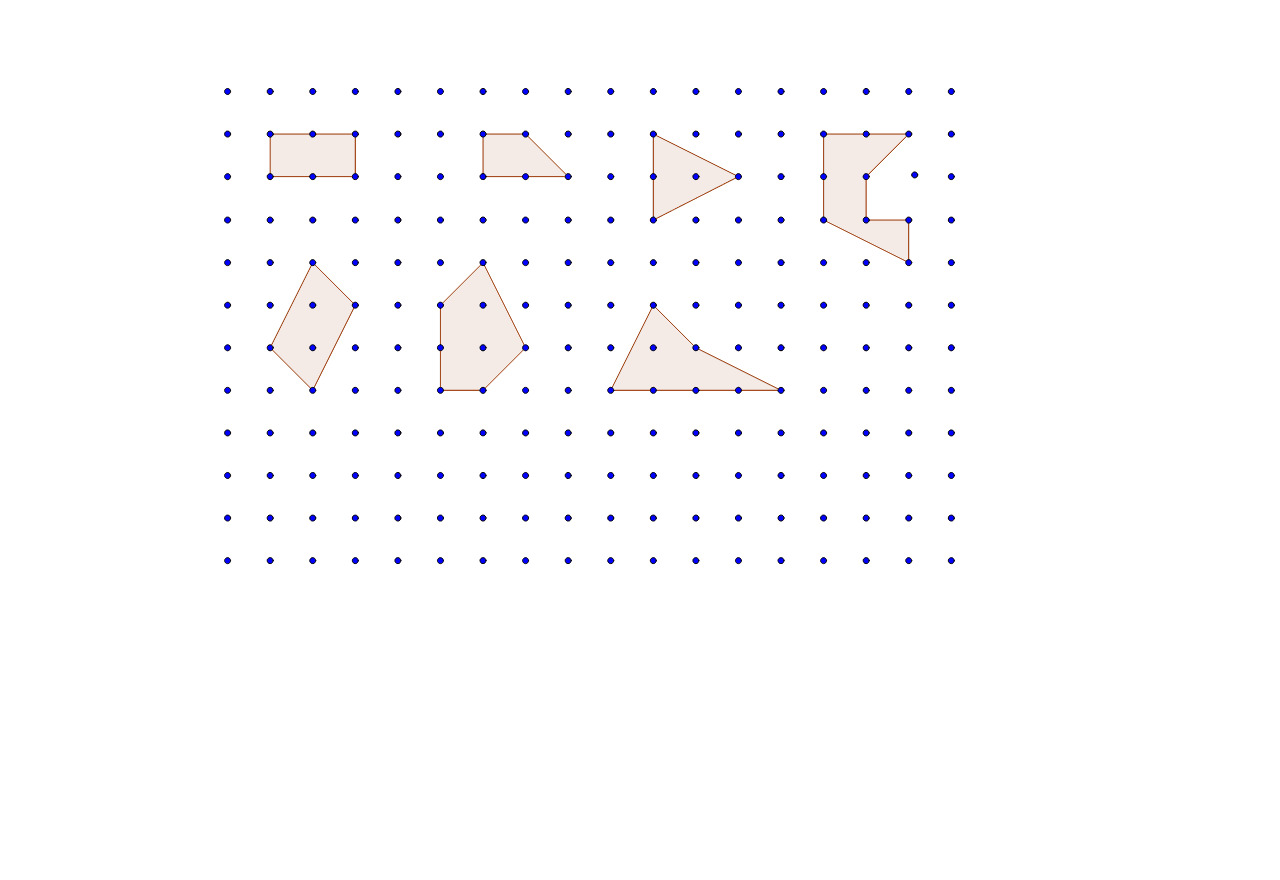 Irregular Shapes Press Enter to start activity