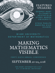 Making Mathematics Visible: Forty-Sixth Annual Conference