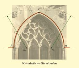 M - Geometrie v gotické architektuře