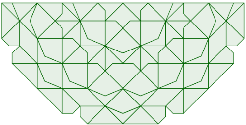 [size=100]This example belongs to the design of a muqarnas in Bursa. See my website for more information: [url=http://www.fransvanschooten.nl/fvs_muqarnas_uk.htm#Bursa]Bursa Abdal Mehmet[/url][/size]