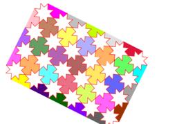 Pythagorean Tessellation # 116 Tiling