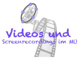 JKU MathemaTech: Videos & Screenrecordings im MU