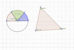 Triangel sum 180
