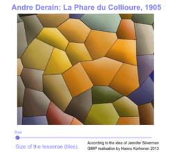 Művészi mozaik