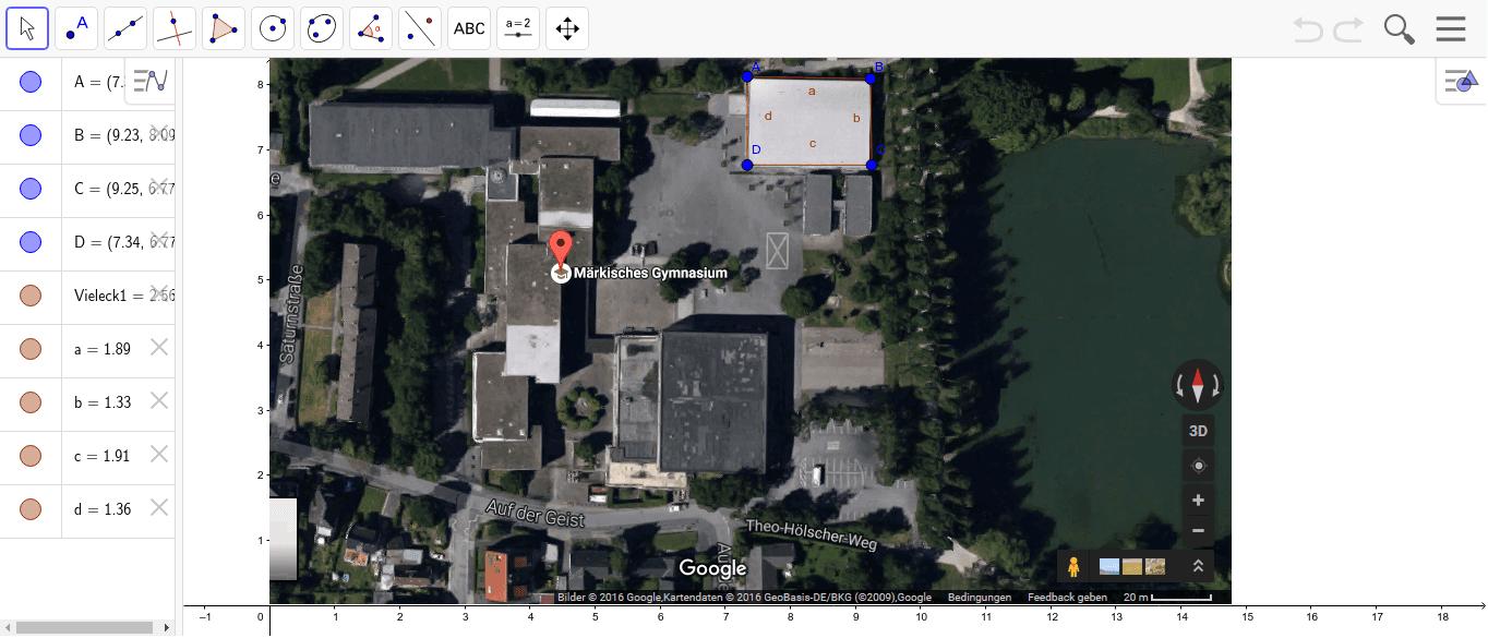 Google Maps-Bild