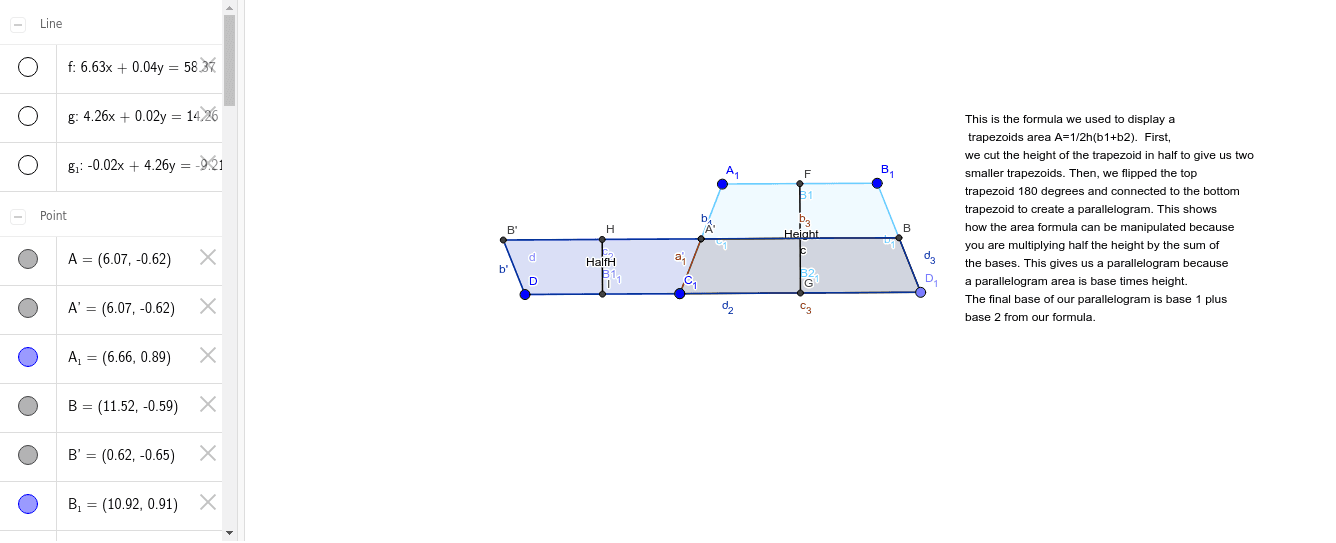 Trapezoid 4 Press Enter to start activity