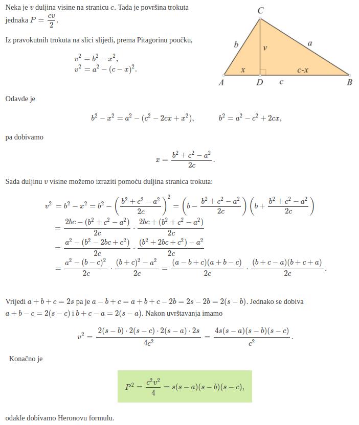 Preslik iz udžbenika Dakić, B., Elezović, N.: Matematika 1, Element