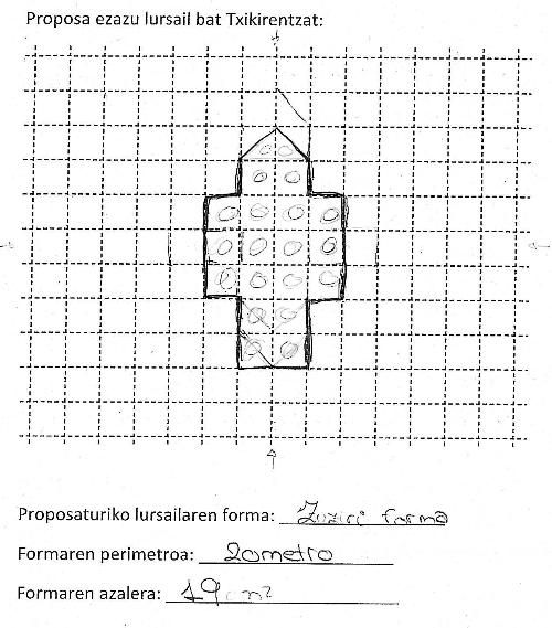 Oztopoa - distantzia perpendikularra