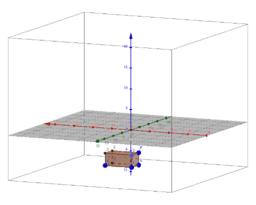 Rectangular Prism P, Q