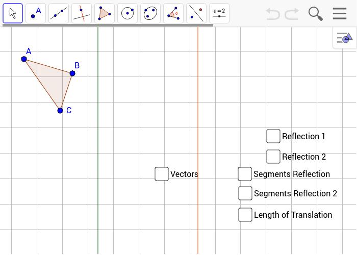 Translation Vector Theorem