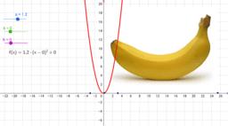 Banana Parabola
