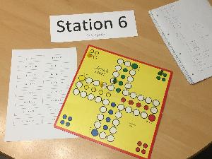 Station 6: Gleichungen ärgern dich nicht!