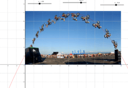 Fitting an Equation to an Image With Sliders