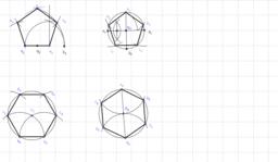 disegni di poligoni