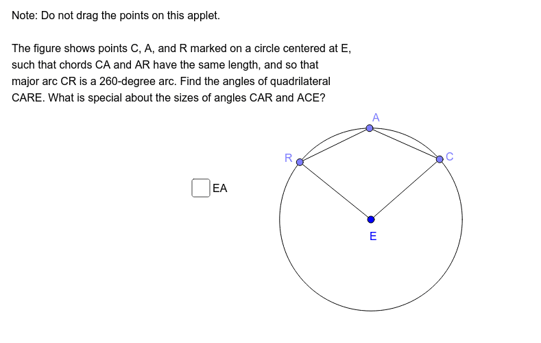 Arcs and Angles: Part 7