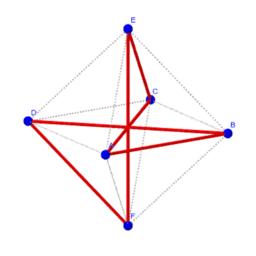 正8面体の頂点巡り (5)