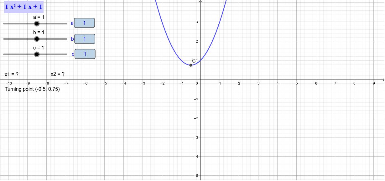 Quadratic Equations Press Enter to start activity